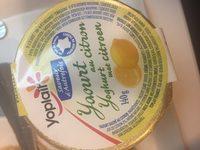Saveurs d'Autrefois Citron - Ingredients