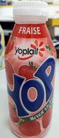 Yop Fraise - Product - fr