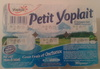 Petit Yoplait, (3,8 % MG) 6 fromages frais nature  - Producto