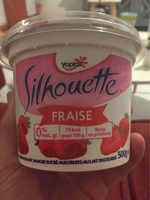 Fromage Blanc 0% Fraise - Product - fr