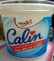 Calin - Fromage Blanc nature - Produit - fr
