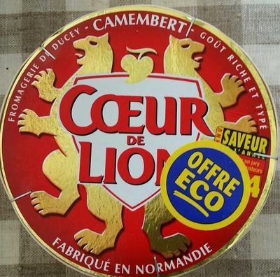 Camembert (21% MG) - Produit