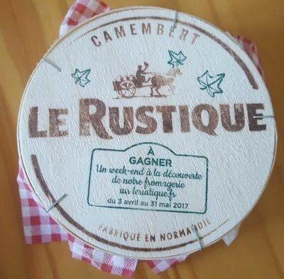 Le Rustique Camembert 250g Offre éco - Product - fr