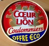 Coulommiers (24 % MG) - Offre €co - Product
