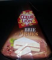 Brie aux 5 Baies - Coeur de Lion - Produit - fr