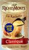 Raclette Classique 400 g 16 tranches Richesmonts - Produit