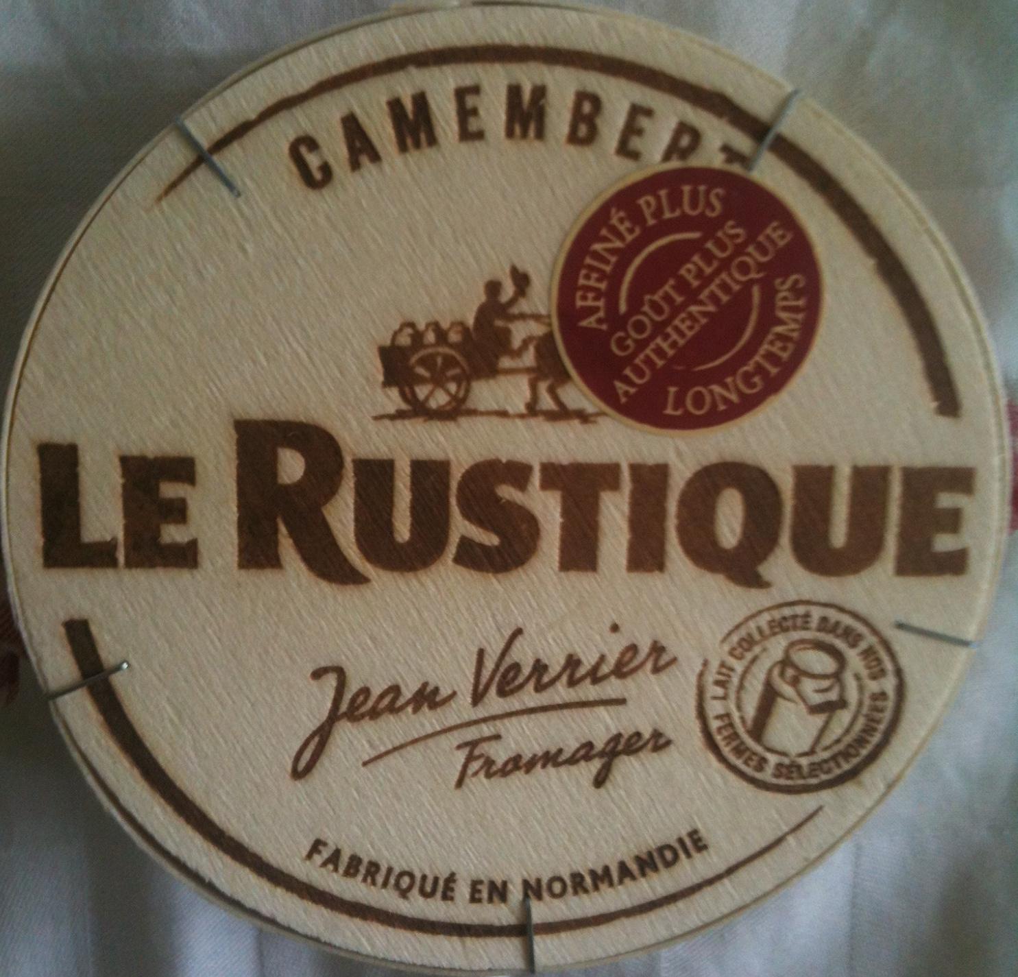 Camembert (20 % MG) - Product - fr