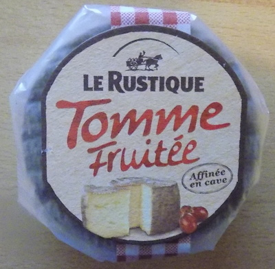 Tomme Fruitée (28 % MG) - Product - fr