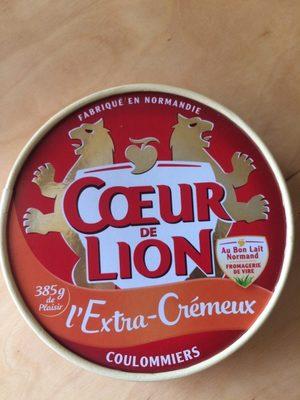 Coulommiers l'Extra-Crémeux - Produit
