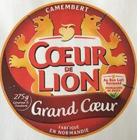 Camembert Grand Coeur - Produit - fr