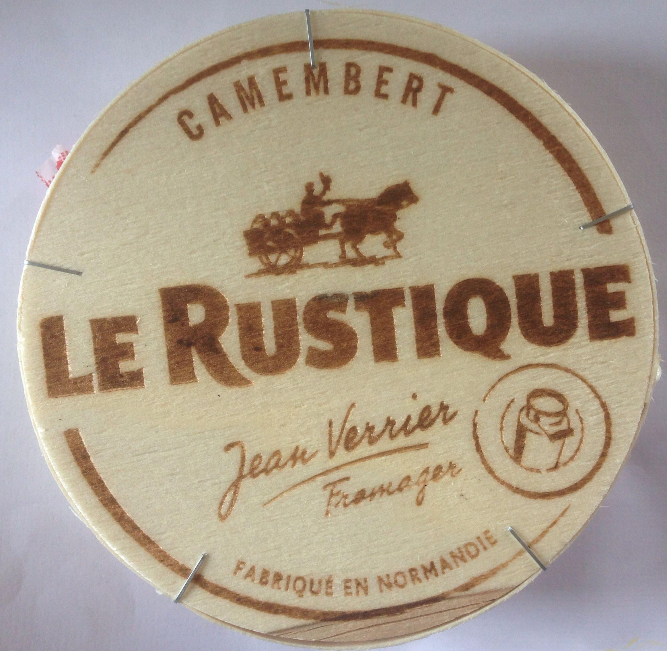 Camembert, Le Rustique de Printemps (20% MG) - Product - fr