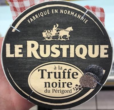 Le Rustique à la Truffe noire du Périgord (24% MG) - Produit