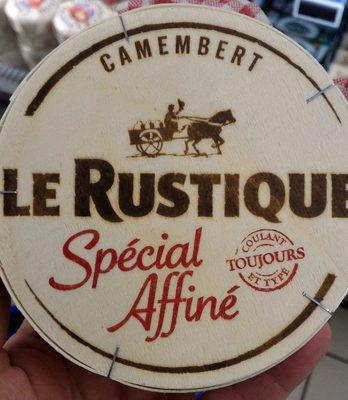 Camembert Spécial Affiné - Product - fr