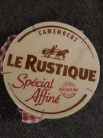 Camembert Spécial Affiné - Ingredients - fr