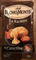 La Raclette de Caractère - Produit - fr