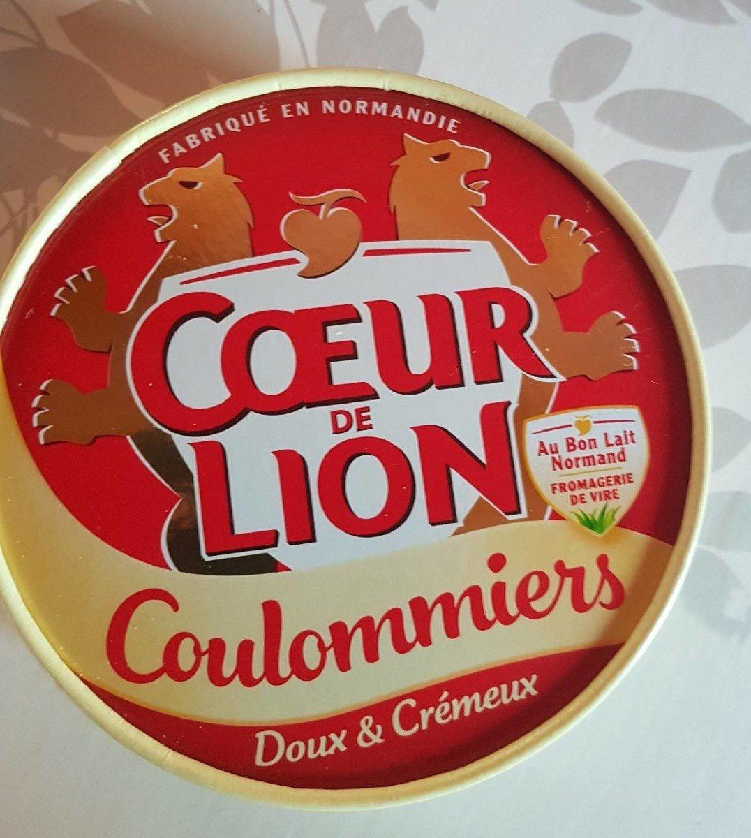 Coulommiers Doux et Crémeux - Produit