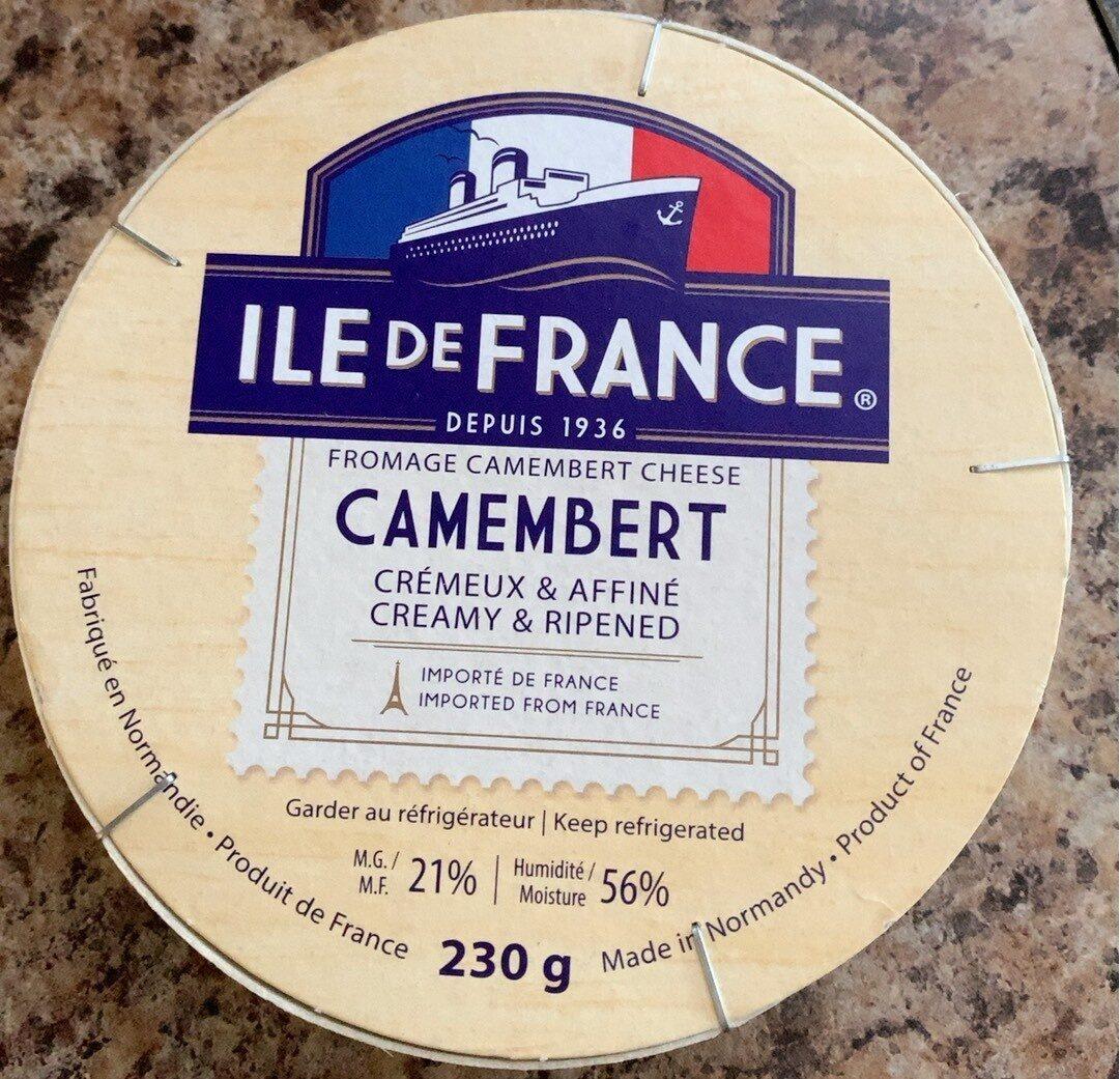 Camenbert - Produit - fr