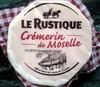 Crémerin de Moselle (30 % MG) - Produit