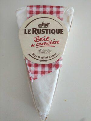 Brie de caractère (23 % MG) - Ingrediënten