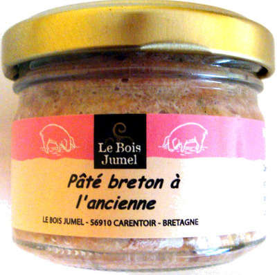 Pâté breton à l'ancienne - Produit