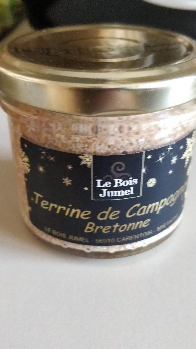 Terrine de campagne bretonne - Produit - fr