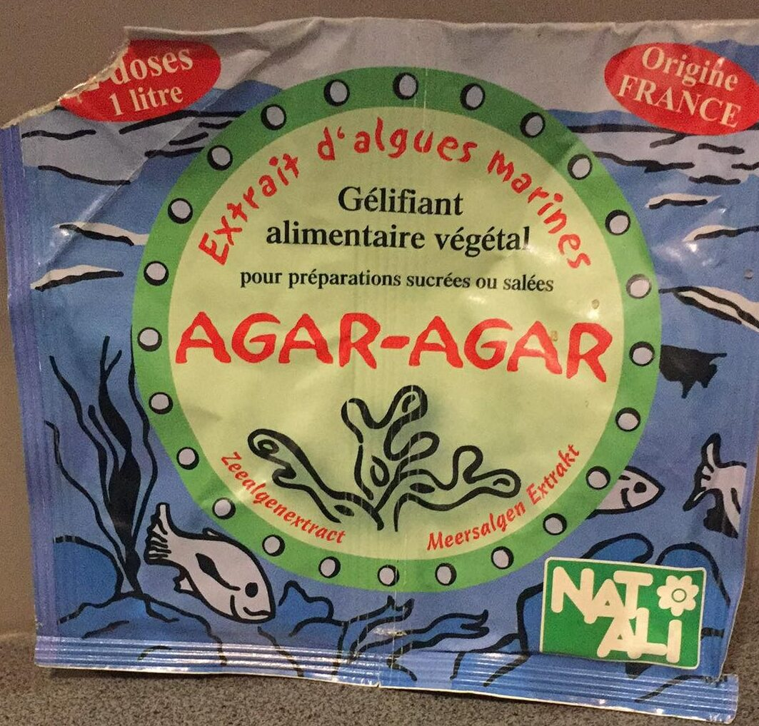 Agar-Agar - Product - fr