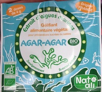 Agar-Agar - Produit - fr