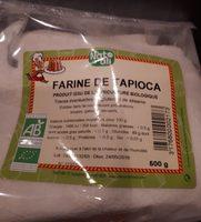 Farine de tapioca - Produit - fr