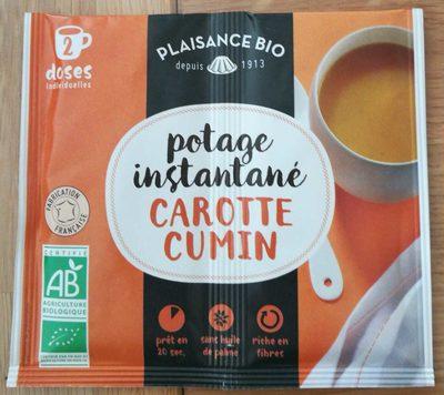 Potage Instantané Carotte Cumin - Produit - fr
