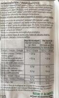 Potabio - Informations nutritionnelles - fr