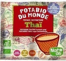 Potabio du monde - Potage Thaï - Produit - fr