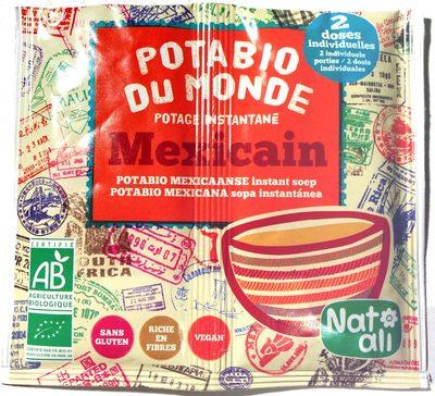 Potabio du monde - Mexicain - Produit