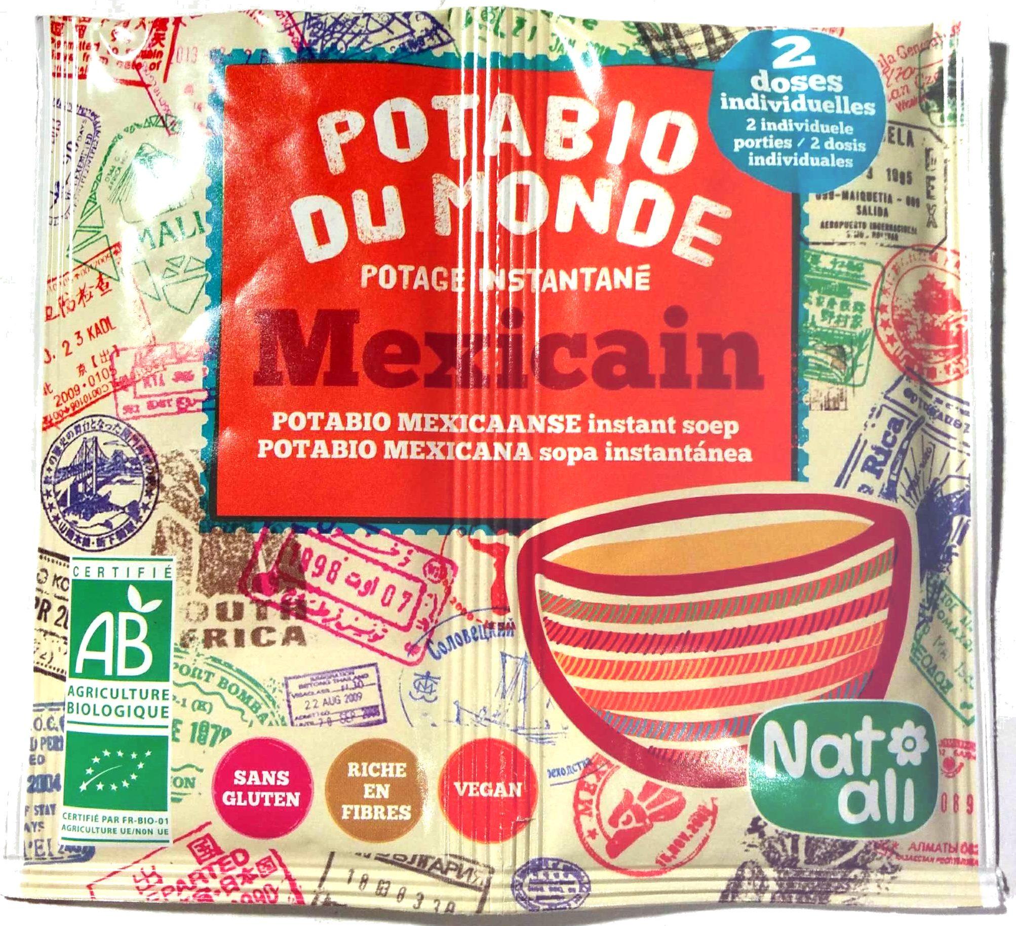 Potabio du monde - Mexicain - Produit - fr