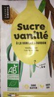 Sucre vanillé - Produit - fr