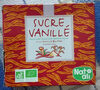 8X8G Sucre Vanille - Product