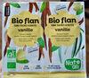 Bio flan vanille, sans sucre ajouté - Product