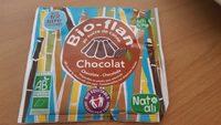 Bio-Flan Chocolat - Produit - fr