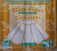 Bio flan saveur caramel sans sucre ajouté - Produit - fr