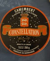 Camembert moulé à la louche - Produit