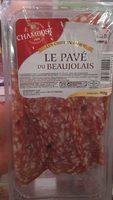 Le Pavé du Beaujolais - Produit