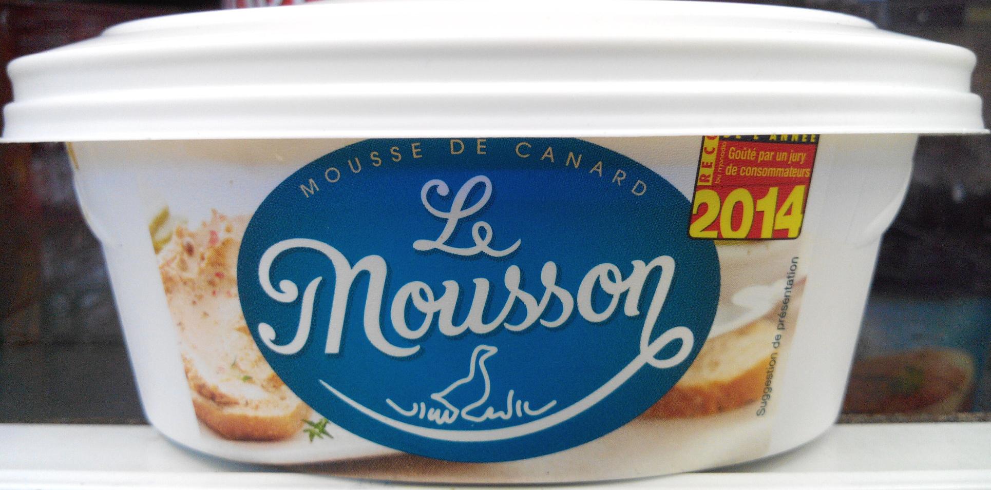 Mousse de Canard - Product