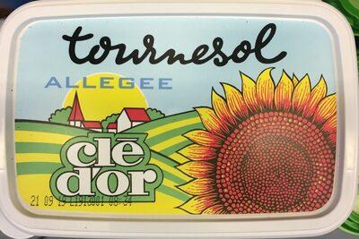 Margarine allégée tournesol - Product - fr