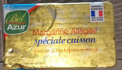 Margarine cuisson 60%mg - Product - fr
