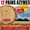 12 Pains Azymes Croustillants - Produit