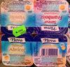 Yaourt saveur fraise - Product