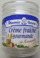 Crème fraîche gourmande (30% MG) - Product