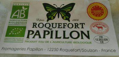 Roquefort Bio Papillon - Produit