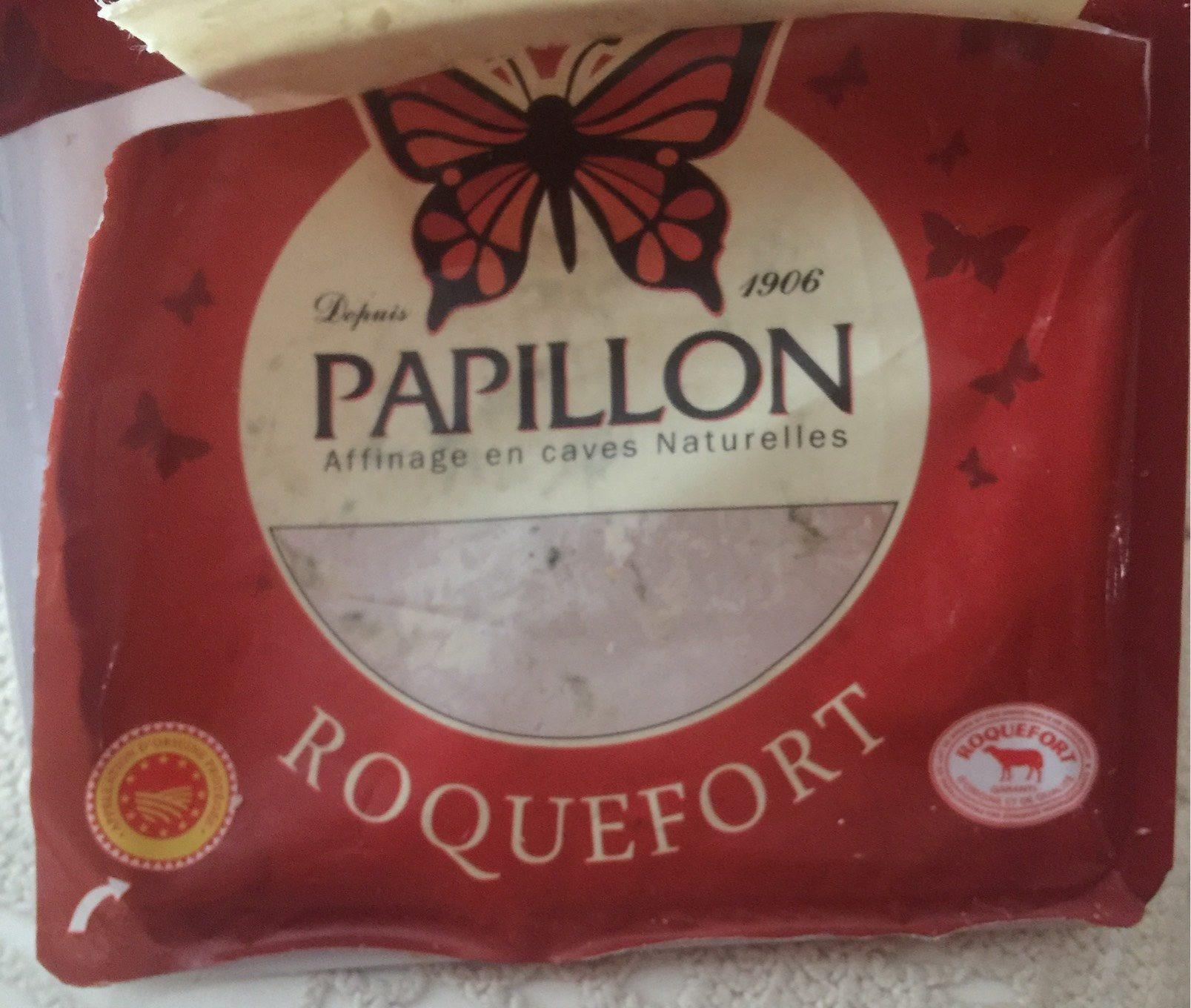 Roquefort Papillon Rouge - Produit