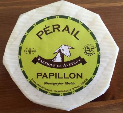 Pérail papillon - Produit - fr