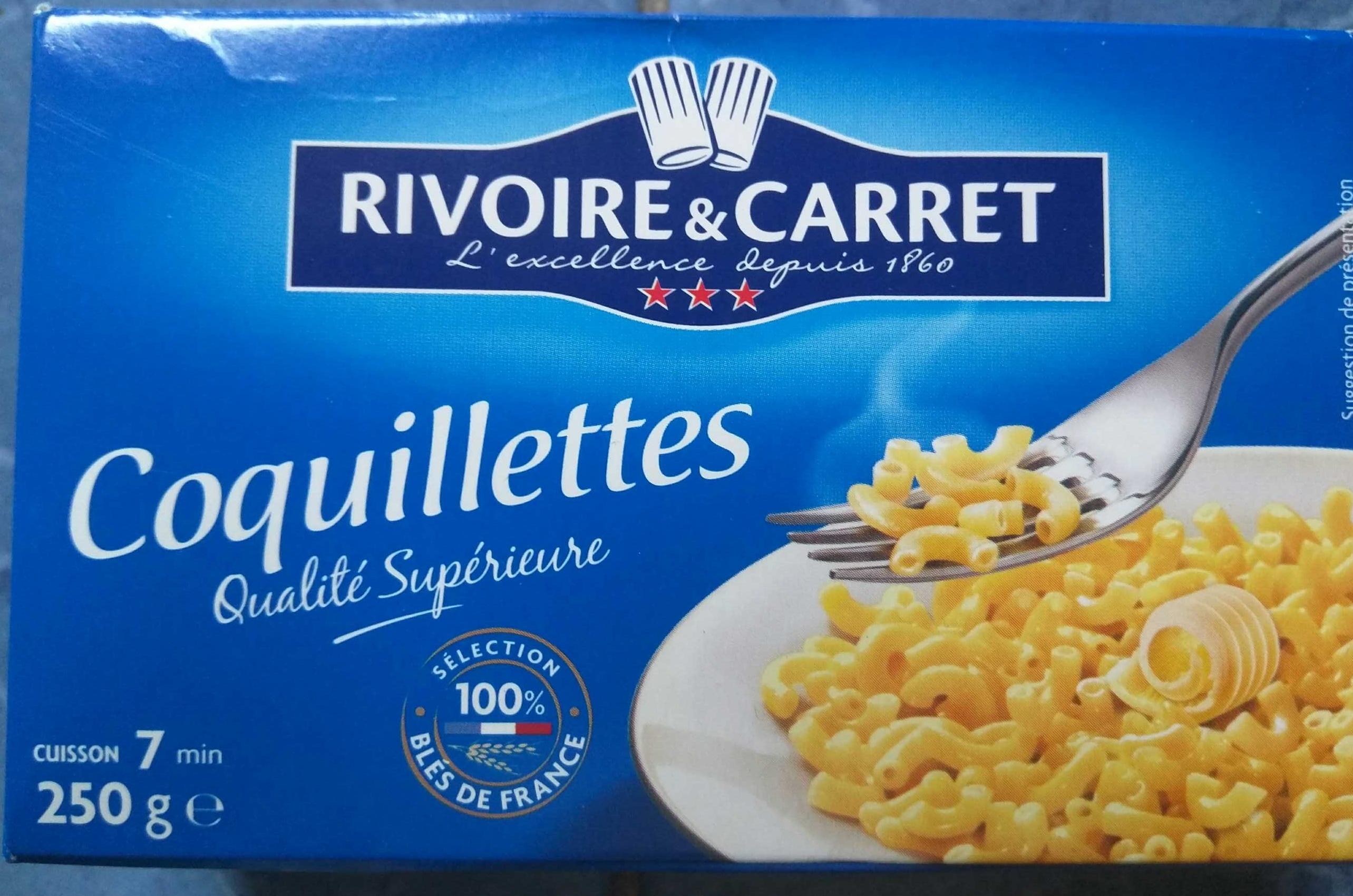 Coquillettes - Pâtes alimentaires - Produit - fr